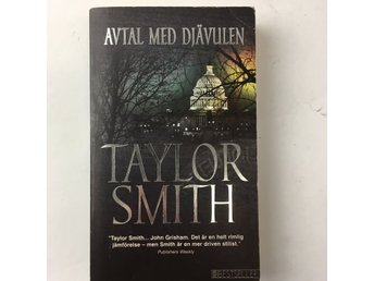 Bok, Avtal Med Djävluen, Taylor Smith, Pocket, ISBN: 7388067305607