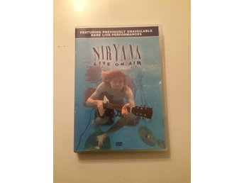 NIRVANA  - LIVE ON AIR . NY . OSPELAD
