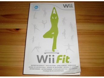 Manual Wii: Wii Fit