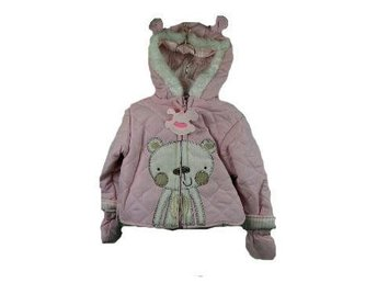 Vinter Jacka cl 56/62 , 0-3 m Rosa