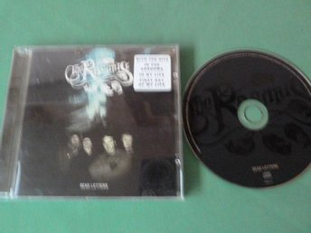 THE RASMUS,   DEAD LETTERS,    CD, CD-SKIVA