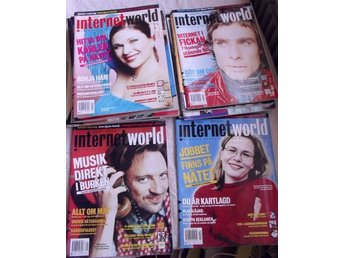 Internetworld 1998–2001 – IT-nostalgi!
