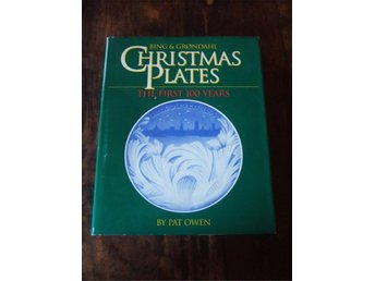 Christmas Plates / The First 100 years