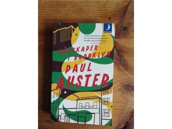 Paul Auster- Dårskaper i Brooklyn - Sundbyberg - Paul Auster- Dårskaper i Brooklyn - Sundbyberg