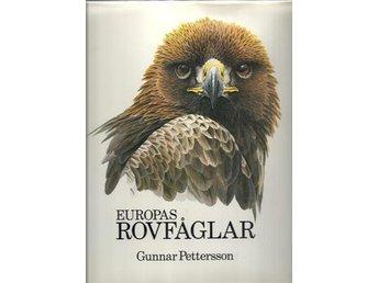 Book- Europas Rovfåglar - Hässleholm - Book- Europas Rovfåglar - Hässleholm