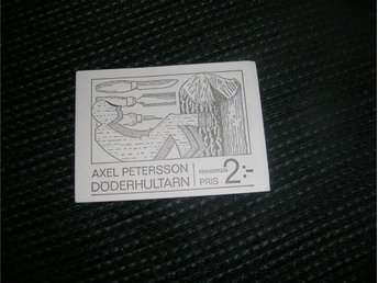 H 213 Axel Pettersson döderhultarn - Härnösand - H 213 Axel Pettersson döderhultarn - Härnösand