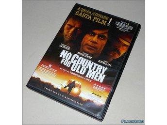 No Country for Old Men - Bröderna Coen - DVD sv text - Helsingborg - No Country for Old Men - Bröderna Coen - DVD sv text - Helsingborg