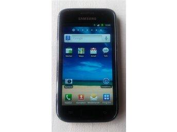 Android mobiltelefon Samsung Galaxy S i9000 i mycket bra skick! - Skövde - Android mobiltelefon Samsung Galaxy S i9000 i mycket bra skick! - Skövde