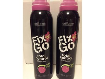 Hårspray Hair spray Fix & Go Total Control Oriflame Oöppnad