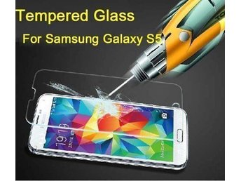 Samsung Galaxy S5 glas skärmskydd - Halmstad - Samsung Galaxy S5 glas skärmskydd - Halmstad