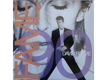 "David Bowie title* Fame 90* House 12"" Germany"