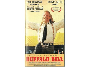 BUFFALO BILL med Paul Newman  bl.a.