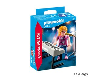 PLAYMOBIL Sångare Med Keyboard