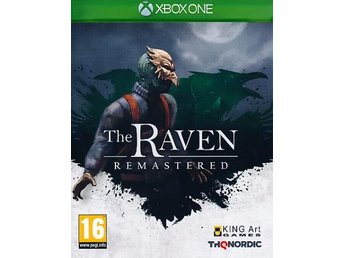 The Raven Remastered (XBOXONE)