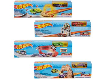 Hot Wheels Stunt Lekset Daredevil Jump