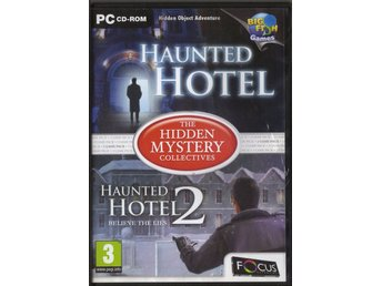 The Hidden Mystery Collectives: Haunted Hotel 1 & 2 - PC Spel