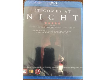It comes at night! Blu-ray. Ny!