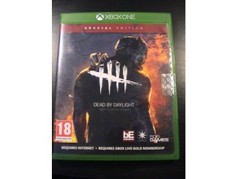 DEAD BY DAYLIGHT: SPECIAL EDITION / XBOX ONE / HELT NYTT!