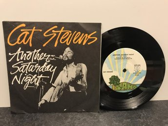 Cat Stevens - Another Saturday Night (WIP 6206) RARE SWE