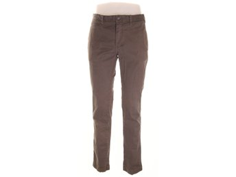 Morris, Chinos, Strl:  W32 L32, New Slim Chino, Brun