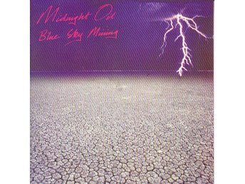 Midnight Oil-Blue sky mining / CD