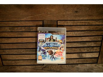 Playstation 3 PS3 All stars Battle Royale