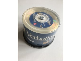 Verbatim CD-R Double Protection 700MB 48x Spindle 50-Pack