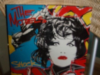 THE MOTELS / Shock