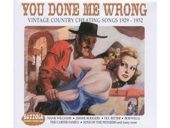 Various - You Done Me Wrong - CD