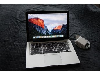"Apple Macbook Pro 13"" Late 2011- Intel Core i7 - 1TB HD - 8GB Minne"