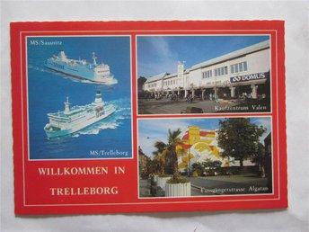 MS TRELLEBORG och SASSNITZ - Segeltorp - MS TRELLEBORG och SASSNITZ - Segeltorp
