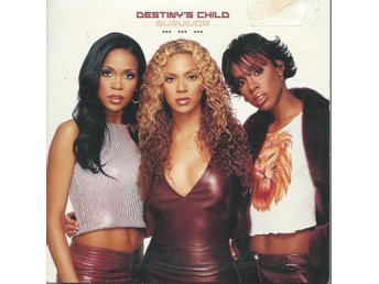 DESTINY CHILD - SURVIVOR ( CD MAXI/SINGLE )