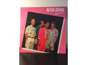 After Shave - Bara ben Vinyl LP