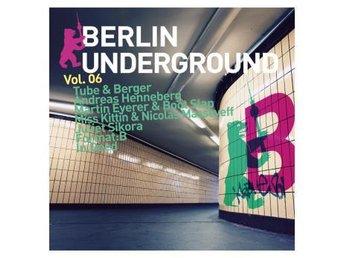 Berlin Underground Vol 6 (2CD) - Nossebro - Berlin Underground Vol 6 (2CD) - Nossebro