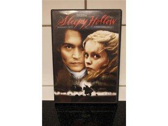 DVD - Sleepy Hollow - Johnny Depp & Christina Ricci - TIM BURTON - Kristinehamn - DVD - Sleepy Hollow - Johnny Depp & Christina Ricci - TIM BURTON - Kristinehamn