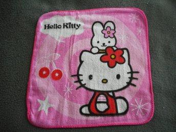 Hello Kitty tvättlapp, 20 20 cm, fri frakt - Bangkok - Hello Kitty tvättlapp, 20 20 cm, fri frakt - Bangkok