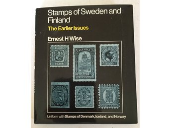 STAMPS of SWEDEN and FINLAND - The Earlier Issues