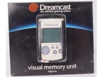 Sega Dreamcast VMU (Visual Memory Unit) -  - NTSC (USA)