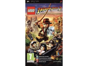 PSP - Lego Indiana Jones 2: The Adventure Continues (Beg)