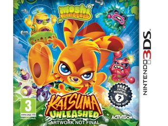 Katsuma Unleashed - Nintendo 3DS