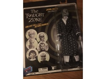 The Twilight Zone - Jason Foster figur (20cm) EP:145 the Masks Oanvänd