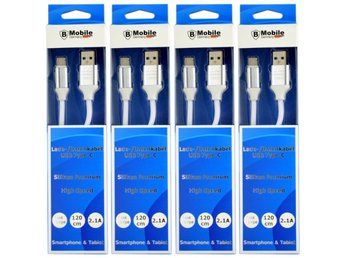 Javascript är inaktiverat. - Västerås - Kvalitéts USB-C Type-C kabel Passar alla mobiler och enheter med USB-C uttag tex. Samsung mfl. Hög hastighetsöverföring på upp till 20 Mbps Laddnings och fil överföringskabel på ca 120cm Hög kvalitéts silikonkabel - Västerås