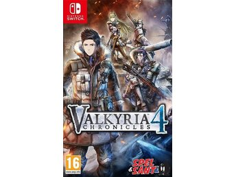 Valkyria Chronicles 4 Launch Edition
