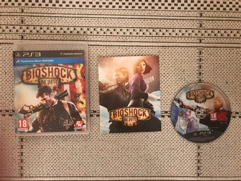 Bioshock: Infinite till Playstation 3, PS3, komplett
