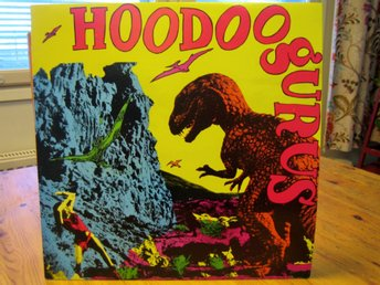 HOODOO GURUS -Stoneage Romeos,Orig.Australia Garage Psych Pop Rock,Big Time 1984