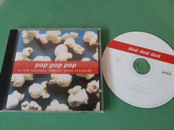 SONET,   POP POP POP,     CD, CD-SKIVA