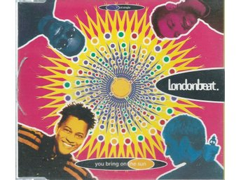 LONDONBEAT -YOU BRING ON THE SUN   ( CD MAXI/SINGLE )
