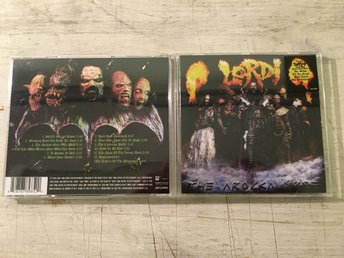 CD Lordi - Apocalypse !!!!!