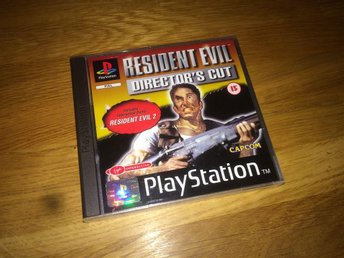 Resident Evil Director's Cut PAL