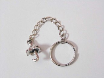 Paraply nyckelring / Umbrella keyring